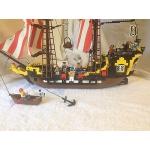 Vintage 1989 LEGO Pirate Set 6285 BLACK SEAS BARRACUDA w/Manual *REDUCED PRICE*