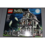 Lego Monster Fighters 10228 - New In Sealed Box
