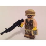 Lego ww2 Army Modern Combat Custom Support Battle Field 3 Made With Real LEGO(R)