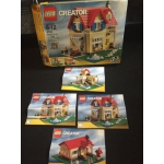 NEW LEGO CREATOR 6754 FAMILY HOME fits w/4954/4956/4886/5771/5891/31012/31038