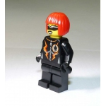 New LEGO minifigure - Dyna-Mite from set 8968