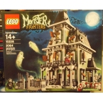 Monster Fighters Haunted House 10228