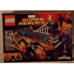 Lego 76508 Spider-Man: Ghost Rider Team-up with extra