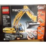 8043 Technic Motorized Excavator