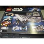 Star Wars Super Star Destroyer 10221 New and Sealed!