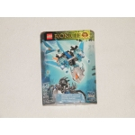 LEGO Bionicle Akida Creature of Water 71302 New and Sealed / Box VGC