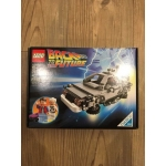 Details about  LEGO 21103 CUUSOO DeLorean Time Machine Back To The Future