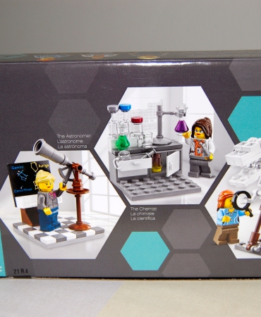 Research Institute 21110, Lego Ideas, New Sealed, Hard to Find