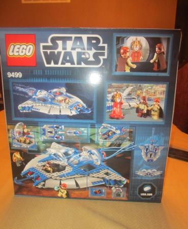 Lego Star Wars Gungan Sub # 9499