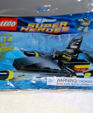 DC Universe Super Heroes Set 30160 Batman Jetski LEGO  New in sealed polybag
