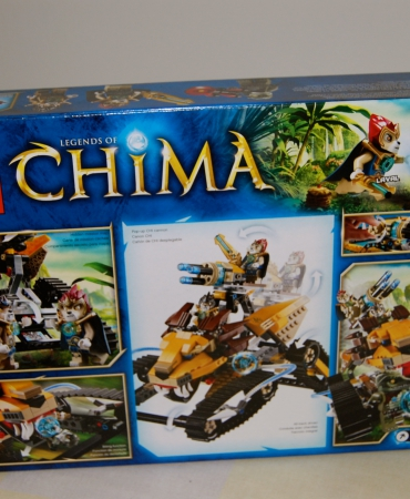 Chima Laval Royal Fighter 70005, Lego, New in Sealed Box, Legends of Chima. Retired Set.