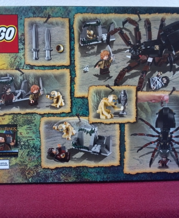 Lego LOTR 9470 Shelob Attacks