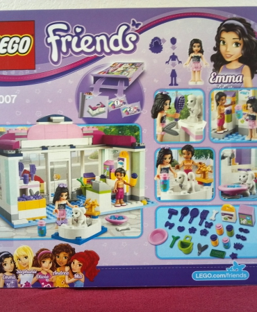 Lego Friends 41007, Heartlake Pet Salon, PROMOTION!!