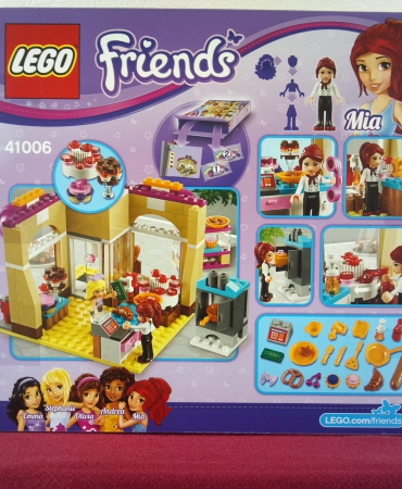 Lego Friends 41006, Downtown Bakery, PROMOTION!!