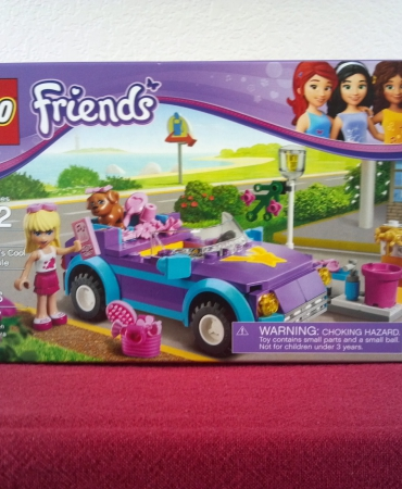 Lego Friends 3183, Stephanies Cool Convertible, PROMOTION!!