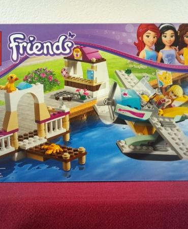 Lego Friends 3063, Heartlake Flying Club, PROMOTION!!