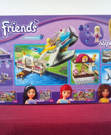 Lego Friends 3063, Heartlake Flying Club, PROMOTION!!