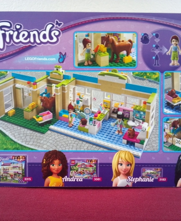 Lego Friends 3188, Heartlake Vet, PROMOTION!!