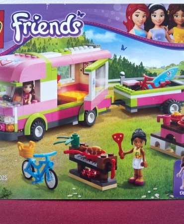 Lego Friends 3184, Adventure Camper, PROMOTION!!