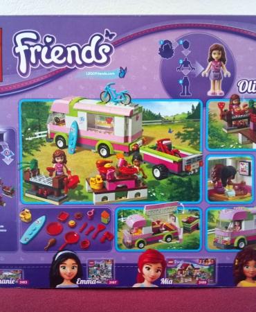 Lego Friends 3184, Adventure Camper, PROMOTION!!