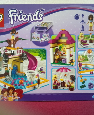 Lego Friends 41008, Heartlake City Pool, PROMOTION!!!