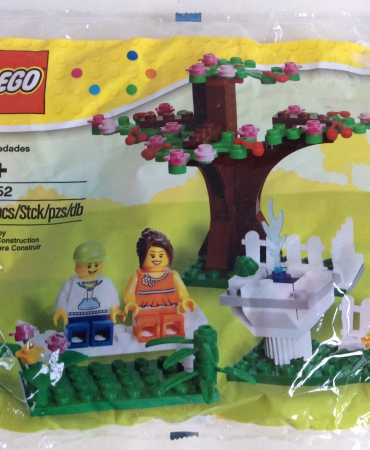 Lego 40052 Springtime Scene Polybag