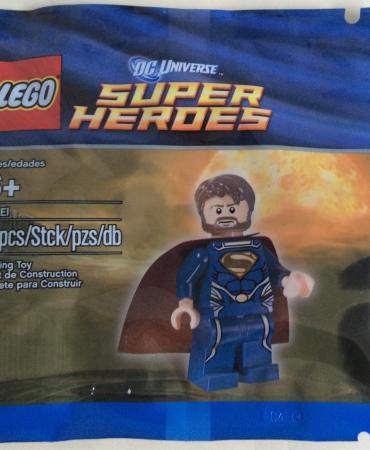 Lego 5001623 DC Comics Super Heroes Jor-El Polybag