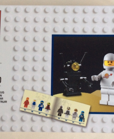 Lego 5002812 Classic Spaceman & Robot
