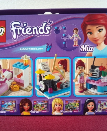 Lego Friends 3939, Mia's Bedroom PROMOTION!!!!