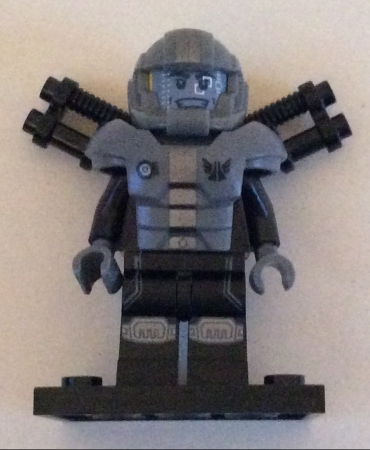 Lego Series 13 Collectible Minifigures GALAXY TROOPER MINIFIGURE ONLY