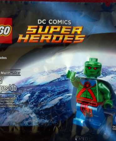 Lego DC Super Heros Martian Manhunter. FREE SHIPPING!