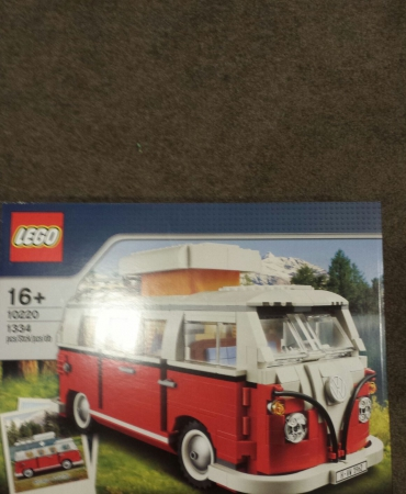 Volkswagen T1 Camper Van 10220 Brand New In Box