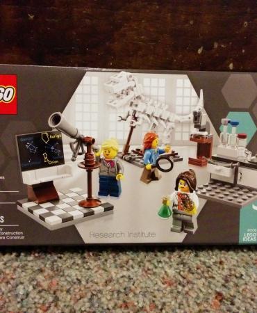 Lego IDEAS 21110-1 Research Institute