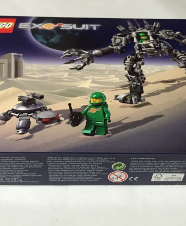 LEGO Ideas Exo Suit 21109 - NEW in Sealed Box