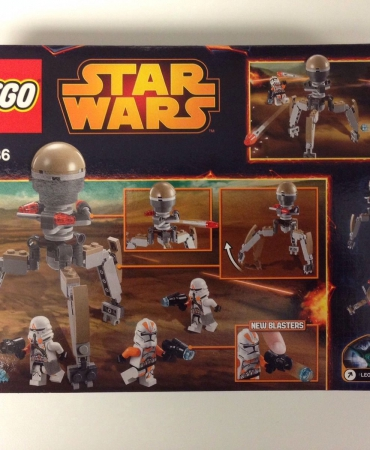 LEGO 75036 Star Wars Utapau Troopers - NEW in Sealed Box NISB