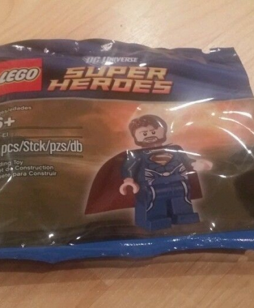 Lego Jor El Minifigure 5001623 Marvel DC Superheroes Polybag New