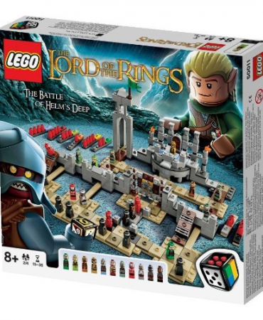 50011 The Battle Of Helm's Deep Lego Game