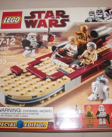 Lego Star Wars - 8092 - Luke's Landspeeder - Factory Sealed
