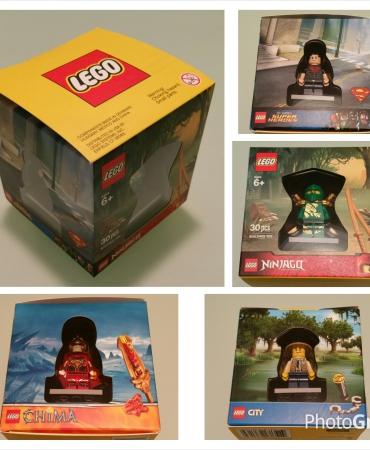 Target Exclusive 5004076 Minifigures Gift Set