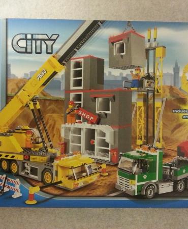 Lego 7633 Construction Site