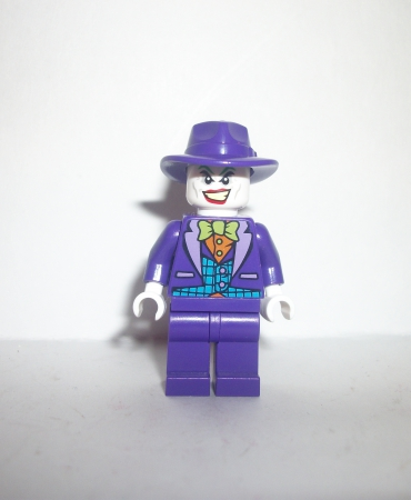 Lego Super Heroes DC Minifig Batman Joker Minifigure