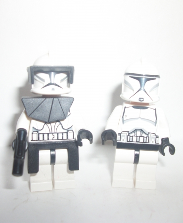 Lego Star Wars Clone Troopers Lot of 2