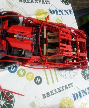 lego technic ferrari set n°8145-8386-8653-8674