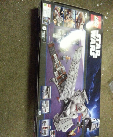 Star Wars 7961 Darth Maul's Sith Infiltrator new sealed Lego Phantom Menace