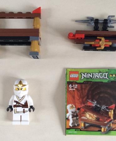 Lego 30086 Ninjago Hidden Sword USED 100% COMPLETE