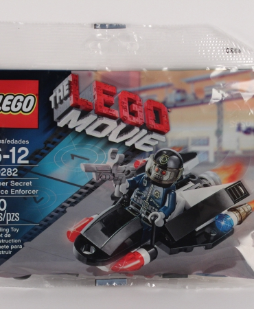 Super Secret Police Enforcer. (30282) (The LEGO Movie)