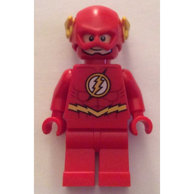 Lego 76026 DC Comics Super Heroes Gorilla Grodd Goes Bananas FLASH MINIFIGURE ONLY