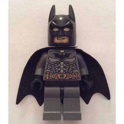 Lego 76001 DC Comics Super Heroes The Bat vs. Bane Tumbler Chase BATMAN MINIFIGURE ONLY
