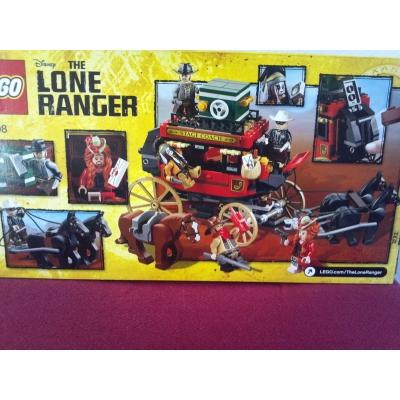 Lego 79108 Lone Ranger Stage Coach Escape