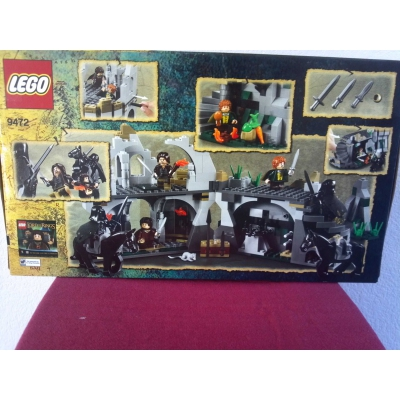 Lego 9472 Attack on Weathertop LOTR